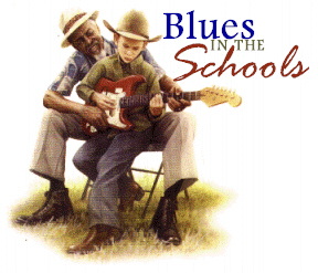 DC Kidd Guitar and Blues in the Schools LOGO GREAT