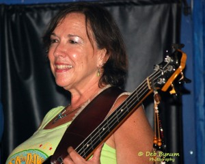 Karen on Bass