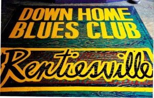 Down HOme Blues Club FLOOR