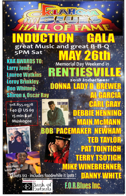 OBHOFame – OK Blues Hall of Fame events and music