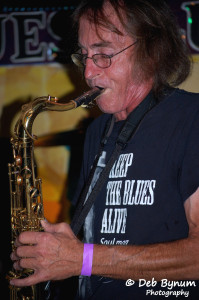 Mike Weinbrenner sax from Tulsa!