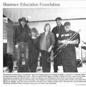 SHAWNEE Early Learning Ctr Res Newspaper Story Best
