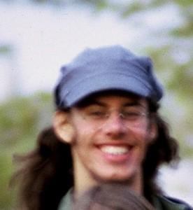 JIm Head shot smile 1971