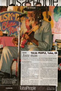 Tulsa People DC color great